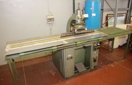 SIATEM NTE 75 PVC welding machine