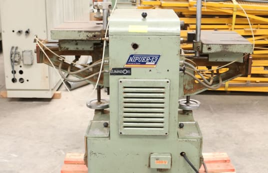 NIPUER 13 Double Automatic Slot Mortiser