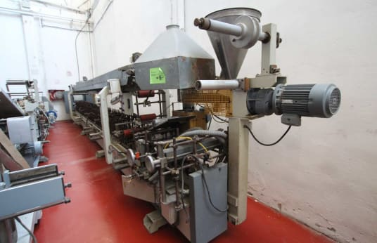 AGUIRREZABALA MR 30 L 10 COMB Profile Wrapping Machine
