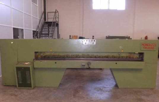 MONGUZZI TRO 3200 Veneer Cutting Machine