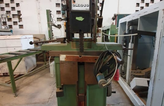 MASTERWOOD OM 340 Chain Mortiser