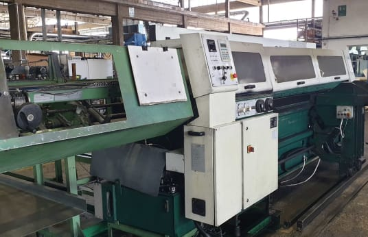 ADIGE TC 720 Automatic pipes cutting machine