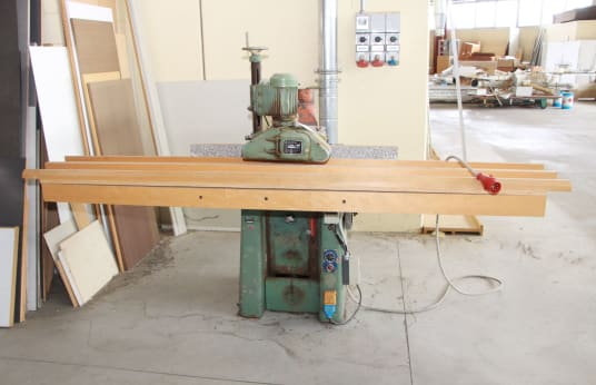 RENO Spindle Moulder with Feeding System