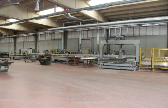 ELMAG Painting System for Edges