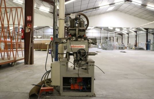 ELUMATEC WSF 132 Water slot milling Machine