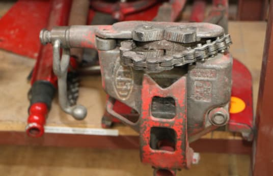 REED-PRENTICE Pipe Clamp