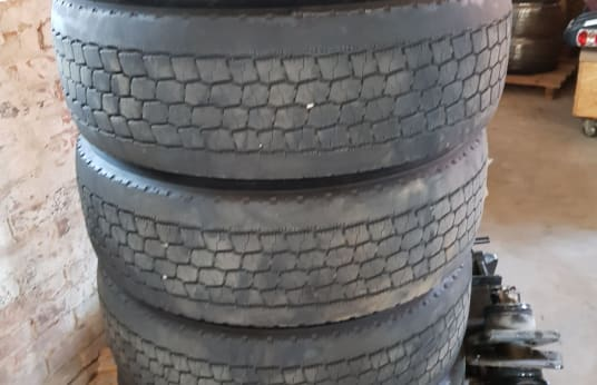 GOODYEAR 259/60R22.5 Tyre Unimog