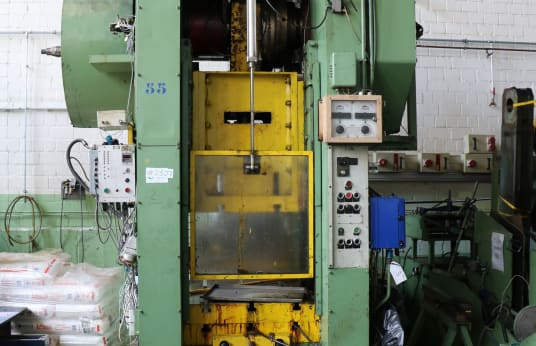 BOETTCHER & BRÜCKMANN ZRL 250 / 820 Automatic Double-Column Punching Press