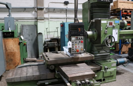 AYCE AC 70 B4 Table-Type Boring Mill