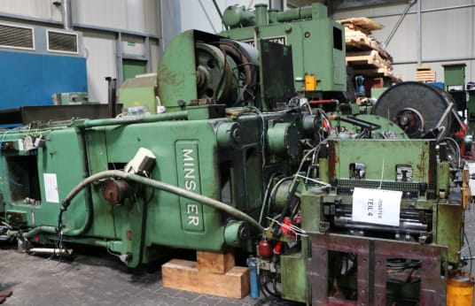 MINSTER P2 - 200 - 54 Double-Column Punching Press