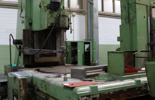 SIELEMANN RB 160 Internal Cylindrical Grinding Machine