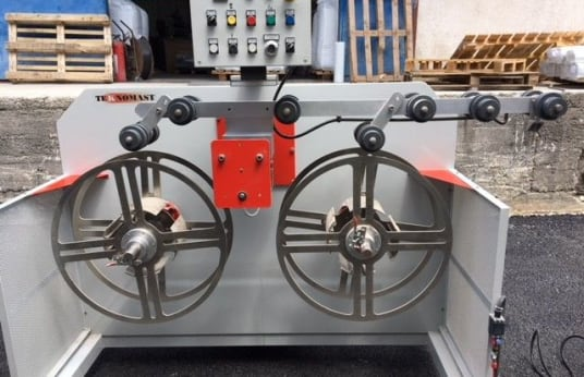 TEKNOMAST AV-TK 2-60 Double Winding Unit