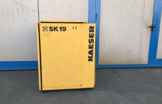 KAESER SK 19 Vijačni kompresor
