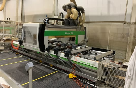 BIESSE ROVER C 6.50 EDGE CNC Machining Centre