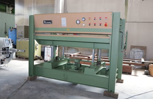 MANNI PMC 60/24 Hot Press