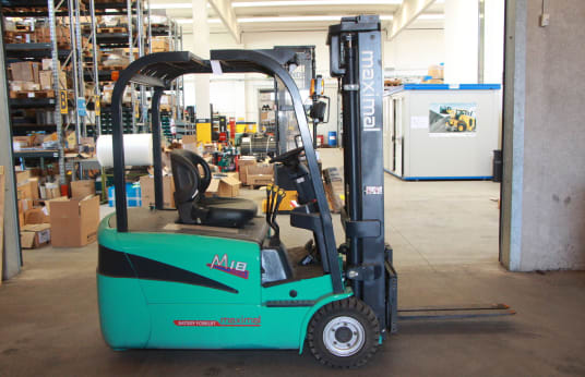 MAXIMAL FB 18 S Electric forklift