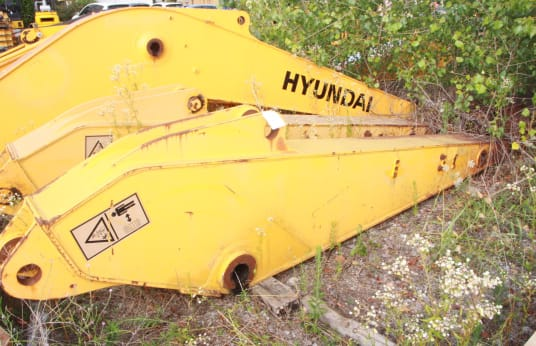 HYUNDAI Bagr arm