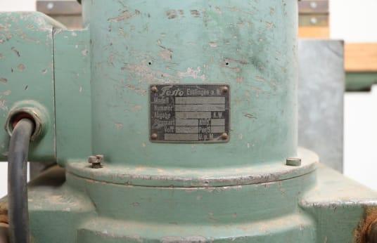 FESTO DS Bench Milling Machine