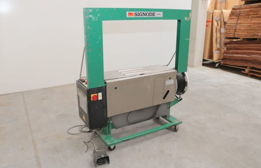 SIGNODE SPIRIT 105/65 Strapping Machine
