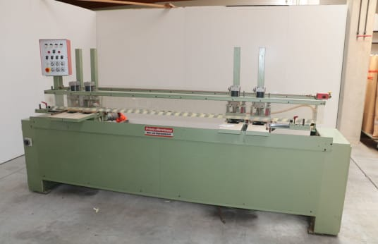 PRIESS UND HORSTMANN BAT-11.8 Automatic Drilling Machine for Fittings