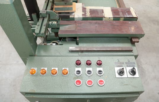 PRIESS UND HORSTMANN Automatic Drilling Machine for Fittings