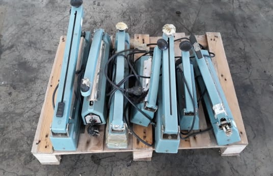KF Lot of heat sealers