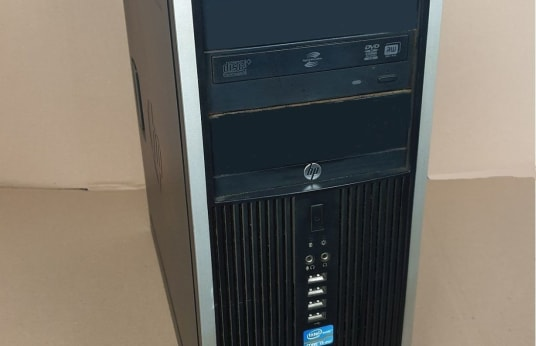 HP Compaq Elite 8200 CMT 2 x Tower PC