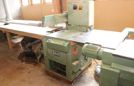PAUL 15 AO Base Table Chop Saw