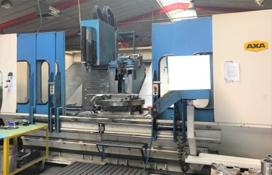 AXA VHC 3-3000 M Gantry-Type Machining Centre