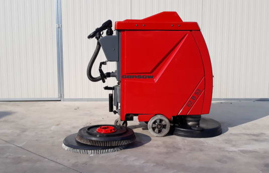 GANSOW 62B53 Floor Cleaner