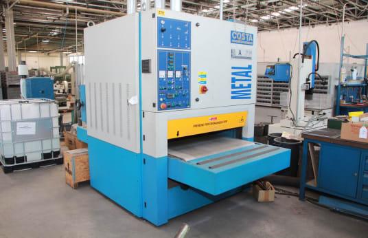 COSTA MA 2 CVC 1150 Surface polisher