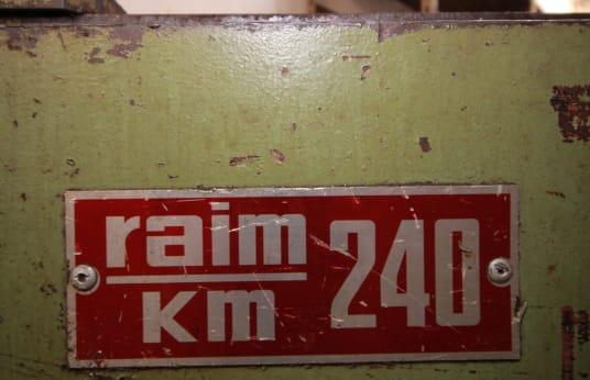 RAIM KM 240 Miter saw