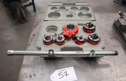RIGID R200 Pipes threading tool
