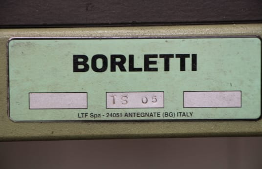 BORLETTI TS 05 Messtisch