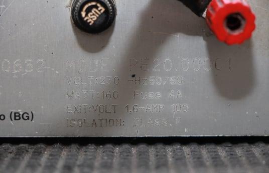 SRD PE 20 Electric pen