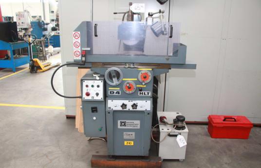 SIT D4 HLT Surface grinding machine