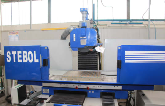 STEBOL RTE 6/4 Surface grinding machine