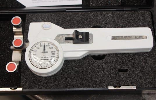 CHARMILLES TECHNOLOGIES DX2-3000-EDM String meter for EDM machines
