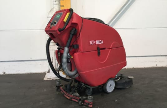RCM MEGA552 Cleaning Machine