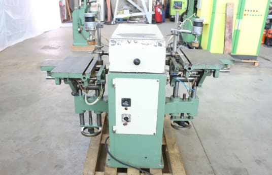 FERMIN ELOLA BIKOITZ Double Automatic Slot Mortiser
