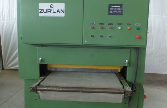 ZURLAN Z 016 2 Wide Belt sander