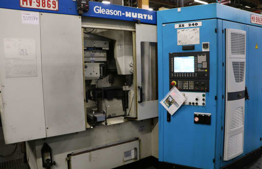 Machine de rasage des engrenages CNC GLEASON-HURTH ZS 240