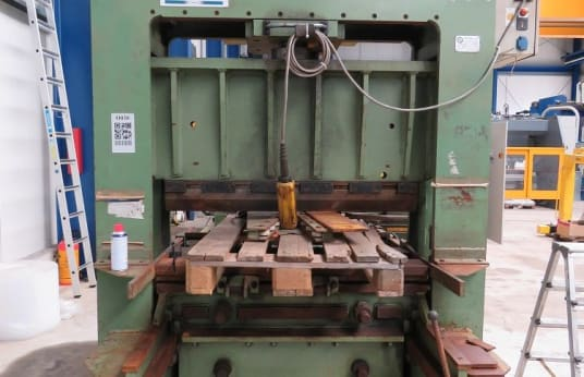 Presă REDMER 3K20 / 125 Hydraulic Workshop