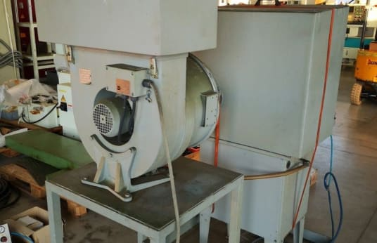 MOC K 450 GF Washing System