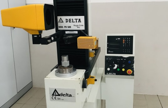 DELTA PD 500 Tool Presetting Device with Profiles Projector