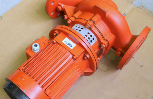 KSB DN 100 Inline Centrifugal Pump