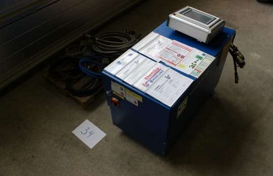 STEMKE SK7000 Cooling Unit for Injection Moulding Tools