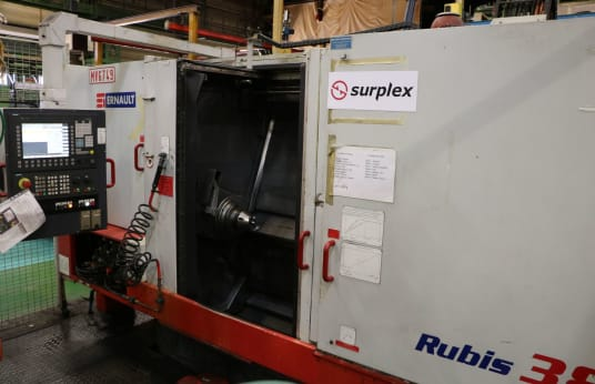 CNC Tezgahı ERNAULT Rubis 380