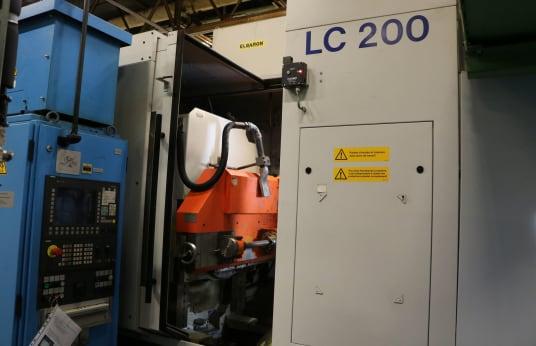 LIEBHERR LC 200 Abwälzfräsmaschine
