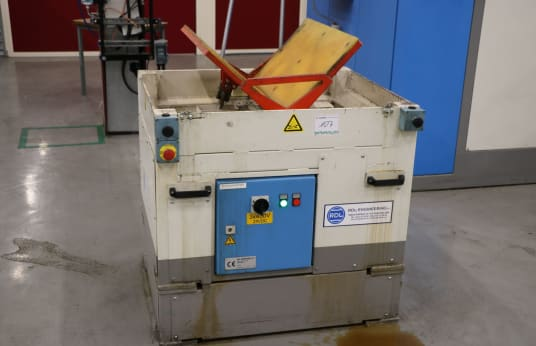 RDL ENGINEERING Hydraulic Turning Device